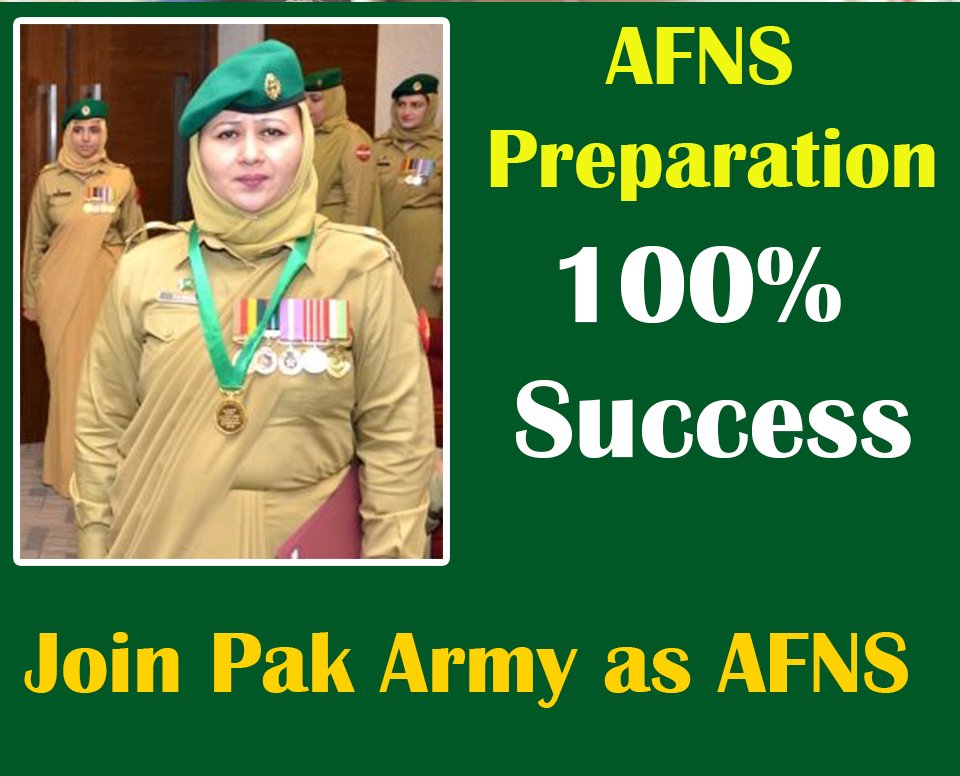 AFNS Test Preparation 2021