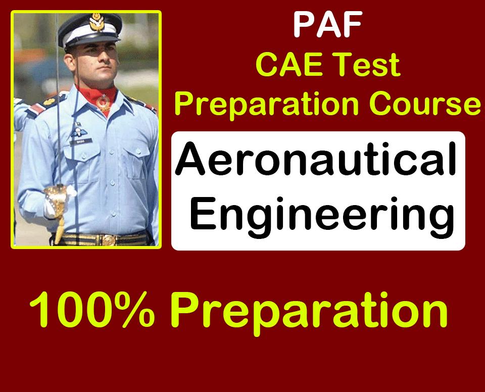 PAF CAE Test Preparation Course